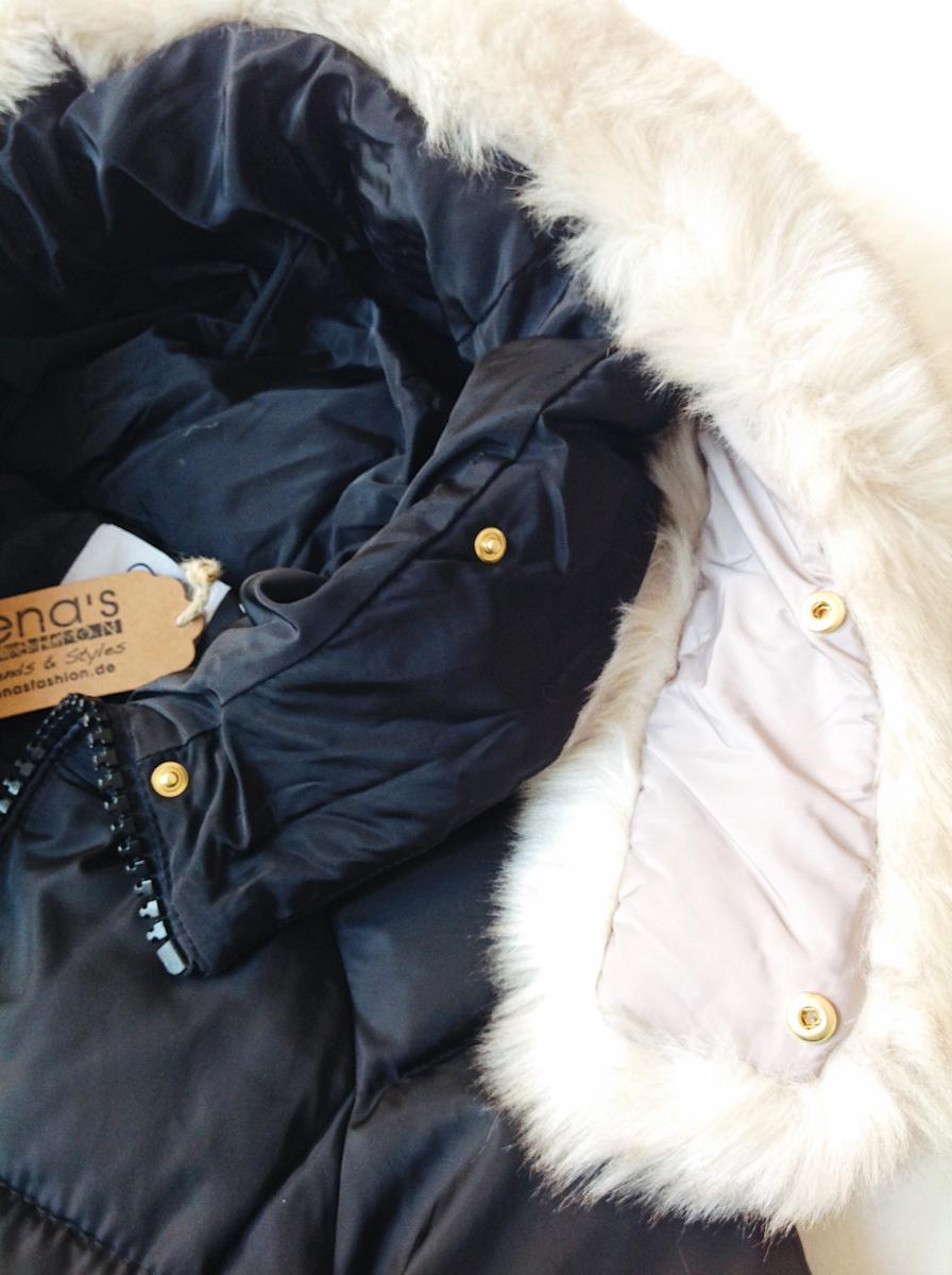 Winterjacke im Bloggerstyle
