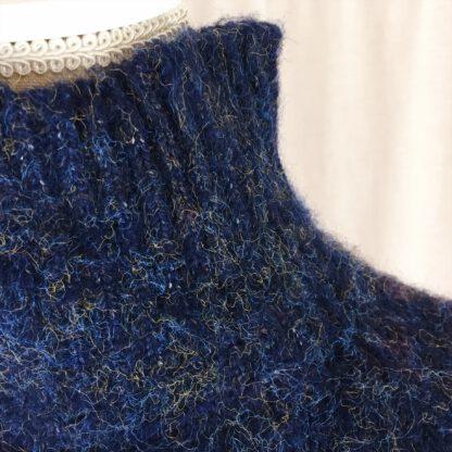 Pullover flauschig und weich